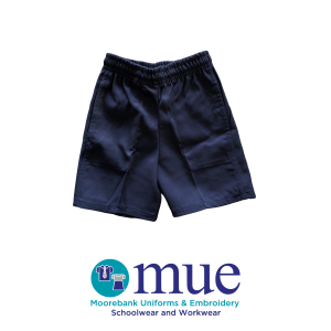 Boys Navy Scags Shorts
