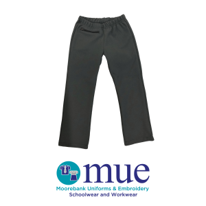 Girls Grey Tunnel Slacks