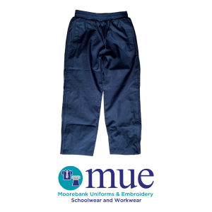 Navy Flash Trackpants