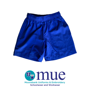 Royal 4 Way Stretch Shorts